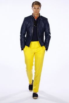 Ralph Lauren Spring 2016 Primavera - #Menswear #Trends #Tendencias #Moda Hombre