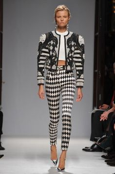 Paris Fashion Week: Balmain spring/summer 2013
