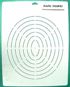 patterns in ovals - Google Search