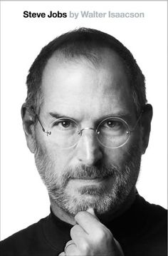 Steve Jobs by Walter Isaacson, BookLikes.com #books