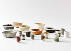 Inspired by the solar system, Studio Floris Wubben created Erosion Set, a collection of porcelain objects touched by both fire and water. Classic Dinnerware, White Dinnerware, Dinnerware Sets, Art Deco Decor, Decoration, Interior Decorating Styles, Asian Design, Trends, Product Design