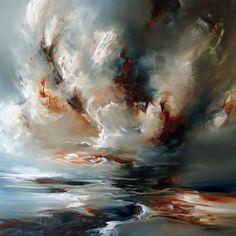"""Saatchi Art Исполнитель Alison Johnson;  Картина """"не Reach Out ... в выставке до 31-го ноября"""" #art   2300 $"""