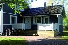 Kuvahaun tulos haulle rintamamiestalon laajennus Koti, Sweet Home, Shed, Outdoor Structures, Outdoor Decor, Home Decor, Decoration Home, House Beautiful, Room Decor