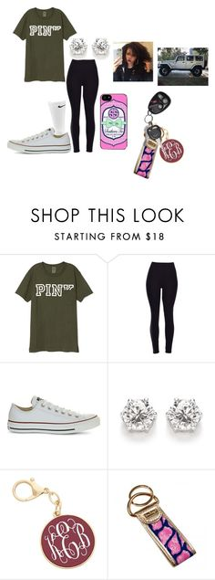 """""""I hope I get this job. Y'all pray I do"""" by chanel-xoxo123 on Polyvore featuring Converse, Lilly Pulitzer and Wrangler"""