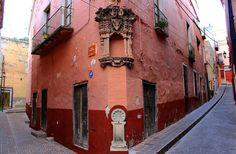 Guanajuato, Gto., México.