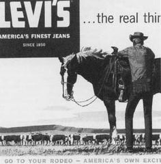 Levi's 501, it doesn't get any better