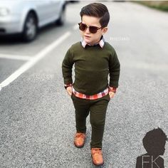 Boys Shirt And Trousers Outfits Niños, Cute Teen Outfits, Little Boy Outfits, Baby Boy Outfits, Outfits For Teens, Boys Dress Outfits, Boy Dress, Dress Clothes, Toddler Boy Fashion