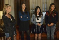 Pretty Little Liars Summer Finale - Taking This One to the Grave  The liars pay Mona a visit at her home.