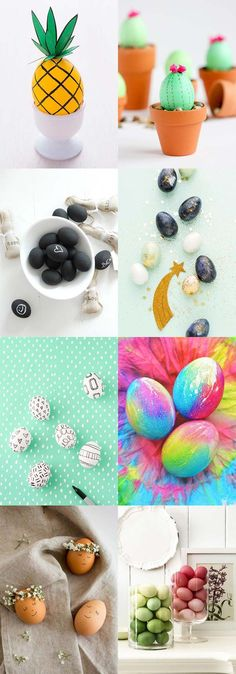 There are so many creative ways to decorate your DIY Easter eggs that go way beyond the OG tie-dye style. Trust us, these are genius!
