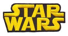 Star Wars Aufnäher Aufbügler Krieg der Sterne Luke Skywalker Darth Vader movie iron sew on patches by speedmaster