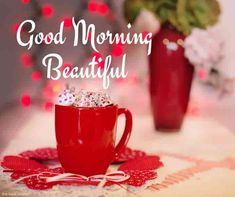 Make your girlfriend more beautiful with this best good morning wishes and bring a smile on her face. Send this Good Morning messages to your girlfriend. Good Morning Cutie, Good Morning For Her, Morning Wishes For Her, Morning Message For Her, Good Morning Love Messages, Good Morning Saturday, Good Morning Quotes For Him, Good Morning Coffee, Good Morning Picture