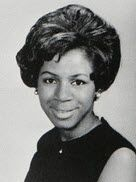 #HappyBirthday Minnie Riperton (November 8, 1947 - July 12, 1979) - click to view 1 more photo from her 1965 Hyde Park Career Academy online #yearbook! #LovinYou