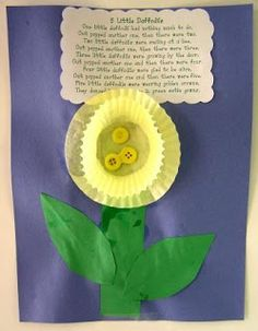 This beautiful daffodil creation is perfect for little fingers to get crafty - and it comes with its own special poem! Check out Katie's Nesting Spot for the details - and don't forget to send us your photos to be featured on our VIP board! Happy St. David's Day!