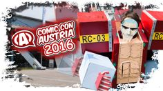 CMV // Cosplay Anime Manga Convention // CCA Comic Con Austria 2016 in Linz, Austria. By Random Chaos.