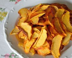 This is a great step by step tutorial for how to make dried peaches. Did you know you can dry peaches in a dehydrator but you can also dehydrate them in an oven? Dried food is great for food storage as it doesn't take up as much room as canned food. Come see how to easily dry peaches at home. They make a great snack and it's an easy DIY project to try when you have lots of peaches on hand.