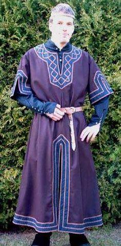 Viking Garb, Viking Dress, Viking Costume, Medieval Costume, Medieval Dress, Medieval Fashion, Medieval Clothing, Historical Clothing, Renaissance Garb