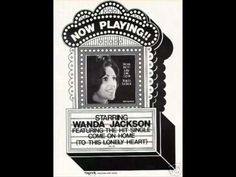 "Wanda Jackson ""Come On Home (To This Lonely Heart)"""