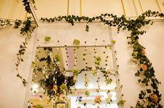 Decoruri florale pentru evenimente, vitrine si magazine - Livada cu visinisiPaula Moldovan Wreaths, Floral, Home Decor, Decoration Home, Door Wreaths, Room Decor, Flowers, Deco Mesh Wreaths, Home Interior Design