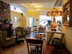 Las cafeterías con encanto que ayudan a inspirarnos - Contenido seleccionado con la ayuda de http://r4s.to/r4s