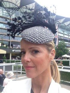 Jane Taylor hat, Ascot 2013