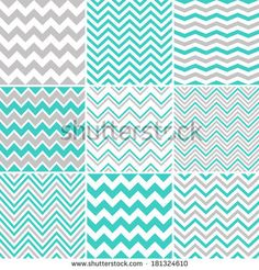 Buy Chevron Seamless Patterns by Yana_st on GraphicRiver. This set include 9 vector chevron seamless patterns, fully editable. Creative Flyer Design, Creative Flyers, Aqua Party, Vector Design, Graphic Design, Abstract Images, Pattern Paper, Designs To Draw, Royalty Free Images