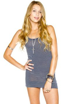 This tank dress is cute but super sheer when I tried it on ... Please, I don't want to expose myself #brandymelville