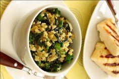 Boćwina, quinoa i wiosenna sałatka   Bea w Kuchni