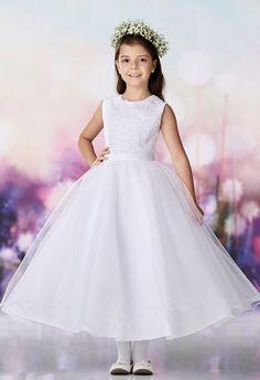 Girls Dresses, Flower Girl Dresses, Communion Dresses, Wedding Dresses, Accessories, Fashion, Dresses Of Girls, Bride Dresses, Moda