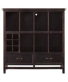 Modern Craftsman; Writer's Cabinet; stanley furniture