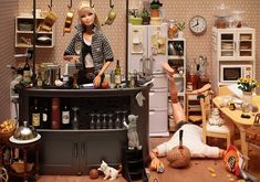 Barbie lost it!...this is sooo funny!!!!