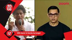 #OMG! - Sushma Swaraj indirectly targets Shah Rukh Khan and Aamir Khan!  To know why watch the video now.