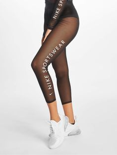 Nike Damen Legging 78 Baselayer in schwarz 666616