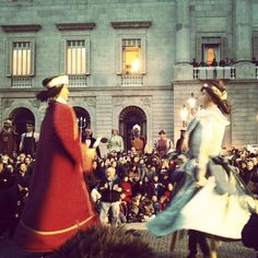 Festes de Santa Eulàlia -  Barcelona