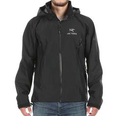 5c4cf2655a Arcteryx Men's Beta AR Jacket - at Moosejaw.com Outdoor Wear, Adidas Jacket,