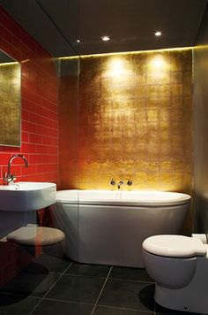 desire to inspire - desiretoinspire.net - From public loo to privatehome