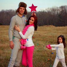 Christmas family photo idea:)
