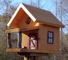 Diy Wooden Bird Houses