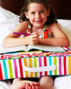 You'll never guess how easy this study pillow is to make :) Get all the fun supplies right at JoAnn's!