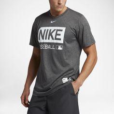662ccfe31d Nike Legend Team Issue MLB 1.6 Men s Baseball T-Shirt Size Medium (Grey) -  Clearance Sale