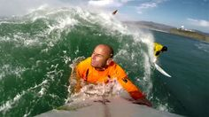 Go behind the scenes with the GoPro production team in this recap of Mavericks 2014.