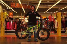 Berg Cycles Sport Zone Workshop Ciclismo Marco Fidalgo