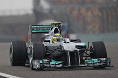 Nico Rosberg vince il GP Cina 2012