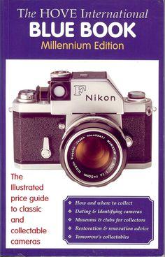 Hove International Blue Book : Millennium Edition (2001, Paperback) Blue Books, Vintage Cameras