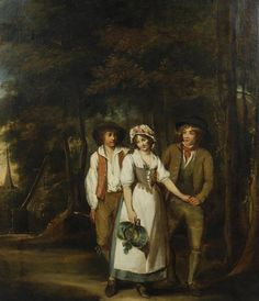 18th century work clothing - Google Search