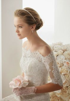 ZsaZsa Bellagio – Like No Other: Two by Rosa Clara 2014 Bridal Collection