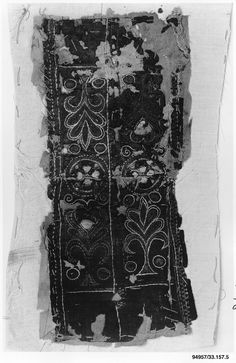 Panel | Coptic | The Met