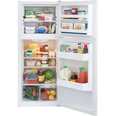 Avanti 10.2 Cu. Ft. Apartment Refrigerator/Freezer Secondary Image ...
