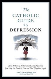 Depression from a Catholic point of view.  This book provides a full explanation of the illness and current treatments, along with sound advice on how spiritual methods of prayer and the sacraments can assist the standard pharmacological and cognitive treatments.