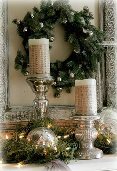 Candle Accents