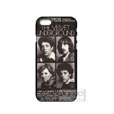 Smmnas The Velvet Underground Cover Case For Huawei P6 P7 P8 P9 G9 Lite Honor 3 4 7 4C 4X V8 Sony Xperia Z2 Z3 Z4 Z5